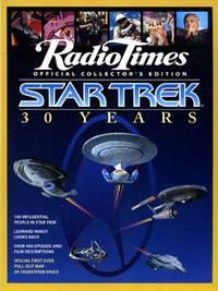 image of Star Trek: 30 Years : Official Collector's Edition