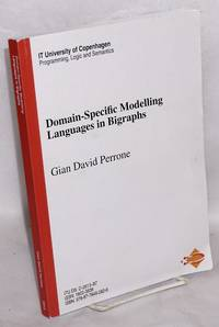 image of Domain-Specific Modelling Languages in Bigraphs