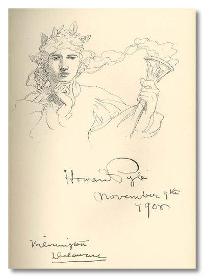 New York: Charles Scribner's Sons, 1907. xviii,2340pp. Large, thick octavo (24 x 18cm). Khaki brown ...