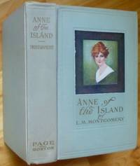 image of ANNE OF THE ISLAND