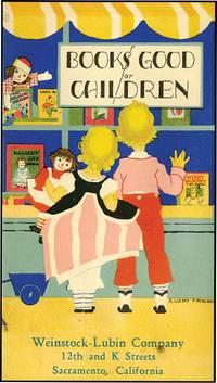 VOLLAND BOOK CATALOGUE:  BOOKS GOOD FOR CHILDREN