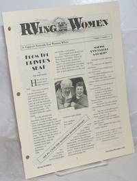 image of RVing Women: a support network for women rvers vol. 3, #6, Nov/Dec 1993