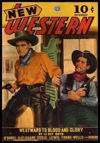 NEW WESTERN - Volume 6, number 7 - December 1943