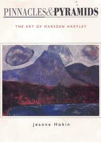 image of PINNACLES & PYRAMIDS The Art of Marsden Hartley