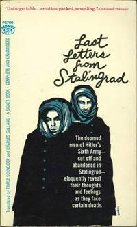 LAST LETTERS FROM STALINGRAD