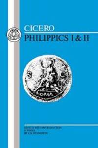 image of Cicero: Philippics I-II (Latin Texts)