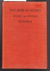 image of A Text Book of Physics - Part 1 Dynamics