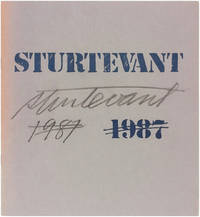 Sturtevant 1987 (Signed First Edition)