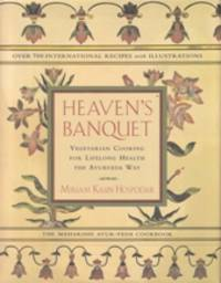 Heaven's Banquet by  Miriam Kasin Hospodar - 1999 - from Books for Cooks (SKU: 9780525943839-1)