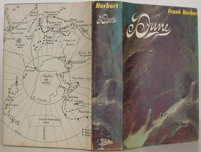 collectible copy of Dune