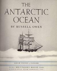 image of THE ANTARCTIC OCEAN
