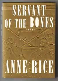 Servant of the Bones  - 1st Edition/1st Printing