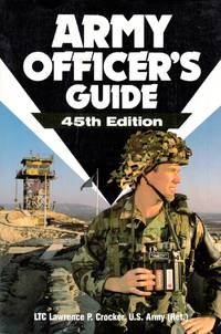 Army Officer's Guide: 45th Edition