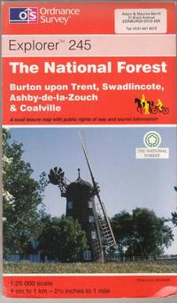 image of The National Forest (Explorer Maps)