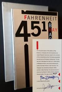 image of Fahrenheit 451 (The Lettered Presentation Copy)