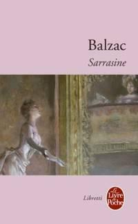 image of Sarrasine (Le Livre de Poche)