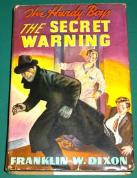 THE HARDY BOYS: The Secret Warning- #17