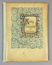 Kindly Thoughts: A Calendar for 1913