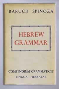 Hebrew Grammar (Compendium Grammatices Linguae Hebrae)