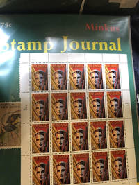 image of Why I Like Stamp Collecting + Rand Stamp Collection