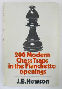 image of 200 Modern Chess Traps in the Fianchetto Openings