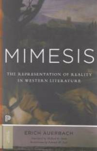 image of Mimesis: The Representation of Reality in Western Literature (Princeton Classics)