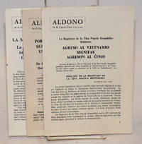 Aldono de el Popola Cinio. Nos. 2, 3, 4