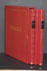 image of The Baker Catalogue, 2 Volume Set Plus Index in Slipcase