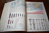 HARMSWORTH UNIVERSAL ATLAS AND GAZETEER [3 volumes]