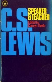 image of C.S.Lewis: Speaker and Teacher