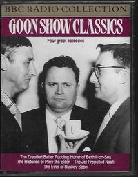 image of GOON SHOW CLASSICS; Four Great Episodes; BBC Radio Collection