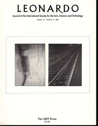 Leonardo: Journal of the International Society for the Arts, Sciences and Technology (Volume 34, No. 2,  2001)