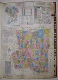 Vol. 7 of 29 Atlases of Insurance Maps for Queens. Hollis & Jamaica Estates