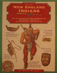 image of New England Indians (Illustrated Living History Series)