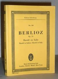 Harold en Italie (Harold in Italy, Harold in Italien) - Symphonie En 4 Parties Avec Un Alto Principal, Op.16.