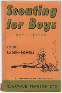 Scouting For Boys.
