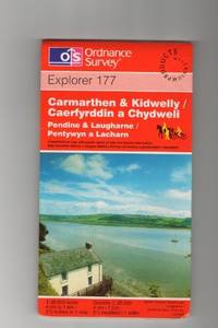image of Carmarthen and Kidwelly (Explorer Maps)