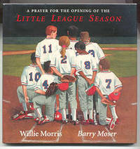 NY: Harcourt Brace & Co., 1995. First edition, first prnt. Illustrations by Barry Moser. Little Leag...