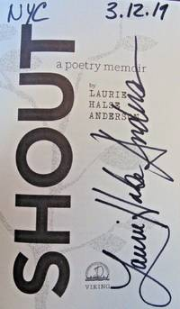 SHOUT (SIGNED, DATED & NYC)