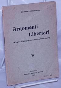 Argomenti Libertari (pagine di propaganda antiparlamentare)