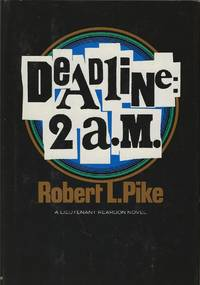 image of DEADLINE:  2 A. M. ~ A Lieutenant Reardon Novel