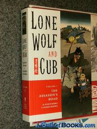*Koike Signed* Lone Wolf and Cub, Vol. 1: Assassin's Road w/sketch