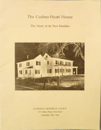 image of The Cudner-Hyatt House:  The Story of its Two Families