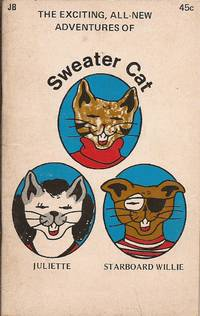 """The Sweater Cat Coloring and Game Book (Bonomo """"Little People's"""" Series)"""