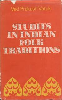 Studies in Indian Folk Traditions.