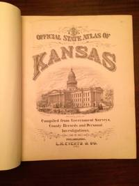 THE OFFICIAL STATE ATLAS OF KANSAS: