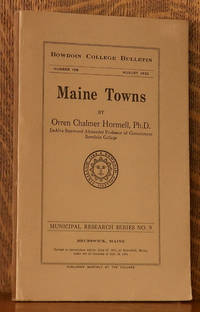 image of MAINE TOWNS