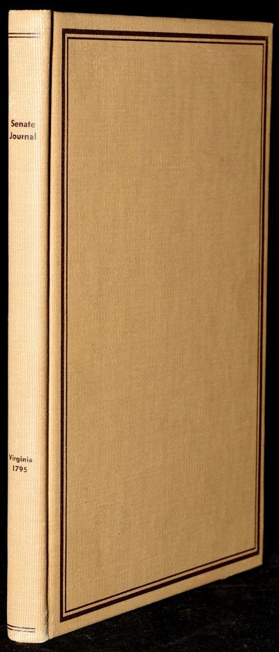 Richmond, VA: The Virginia State Library, 1976. Hard Cover. Very Good+ binding. No pencil or ink mar...