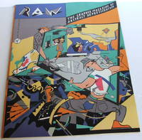 RAW NO. FIVE: THE GRAPHIX MAGAZINE OF ABSTRACT DEPRESSIONISM (VOLUME 1, NUMBER 5)