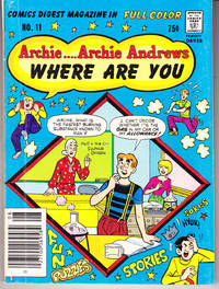 Archie... Archie Andrews Where are You # 11